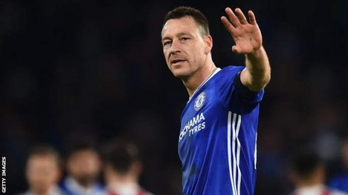 Chelsea: John Terry to leave club at end of season