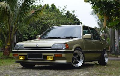 Eksterior Honda Civic Wonder Sedan