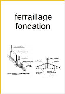 ferraillage, fondation, pdf ,ferraillage fondation pdf
