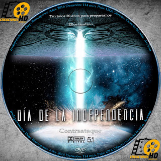 Independence Day Resurgence, Dia de la independecia contraataque. Galleta V4