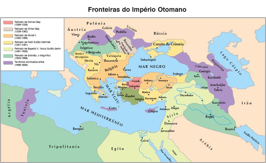 Ascensão do Império Otomano