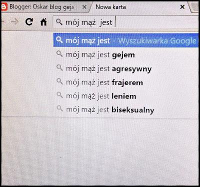gej blog- Gej w mieście Oskar,