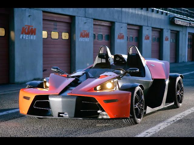 KTM X-Bow Body