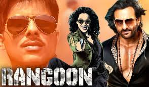Rangoon Full Movie First Look