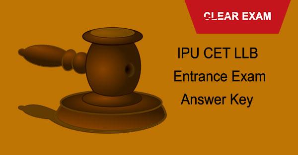 IPU CET LLB Answer Key