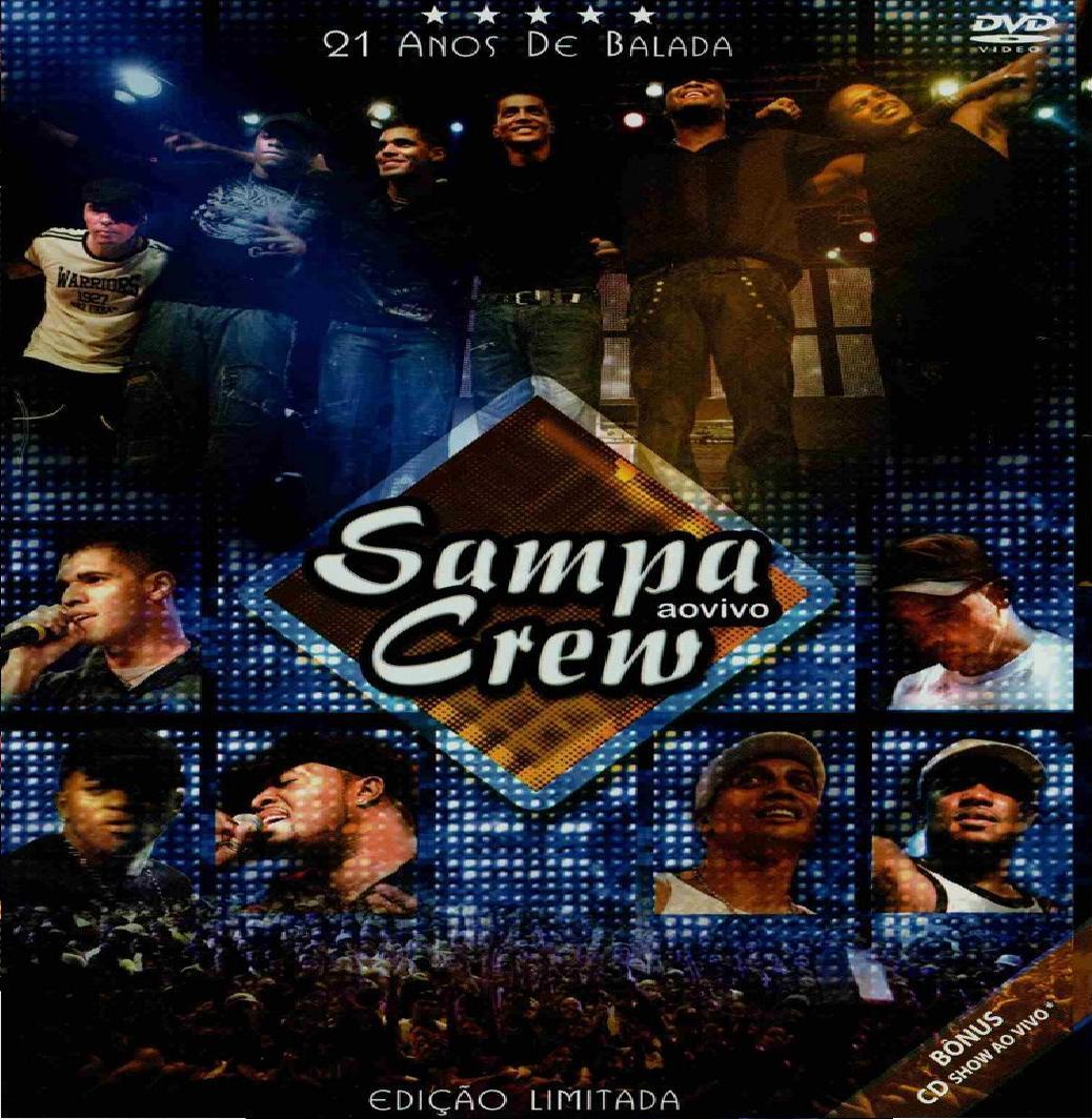 NOVO 2013 CD CREW BAIXAR DE O SAMPA