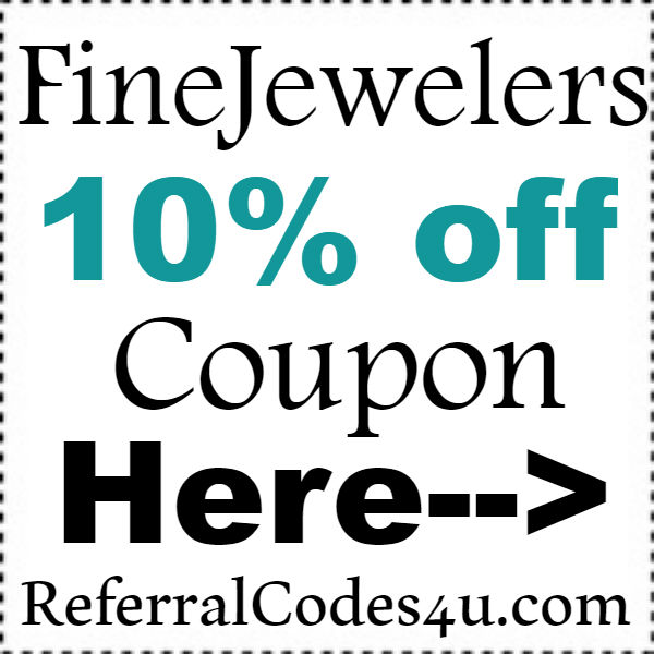 FineJewelers Coupon Code 2021, FineJewelers.com Free Shipping Coupon October, November, December