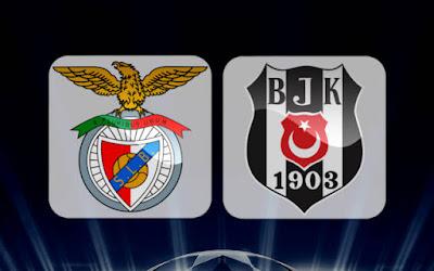 Prediksi Besiktas vs Benfica 24 November 2016, Prediksi Besiktas vs Benfica