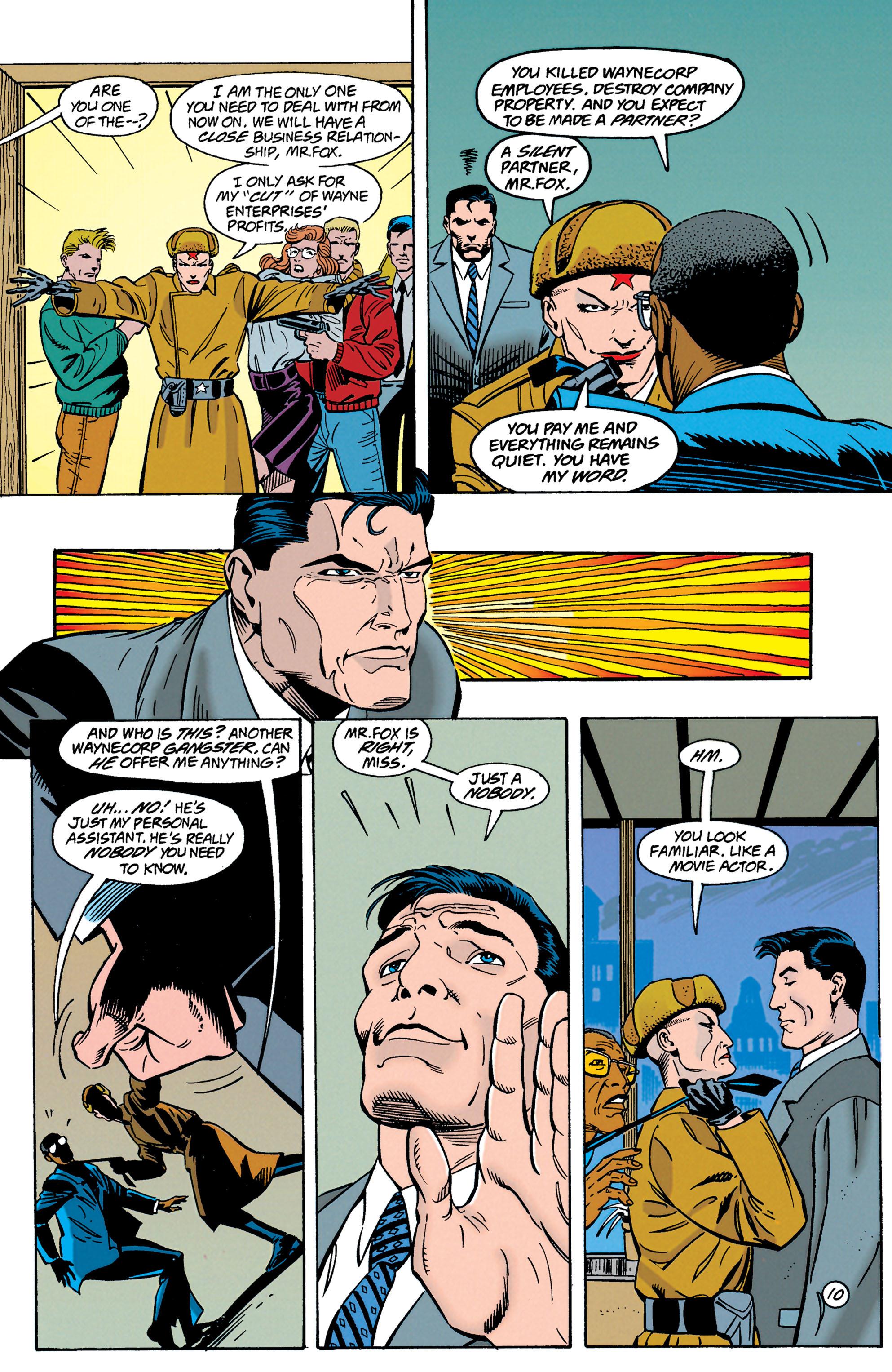 Detective Comics (1937) 682 Page 10