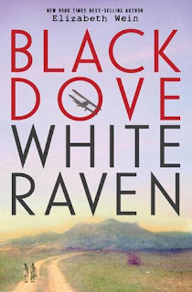 Black Dove White Raven Elizabeth Wein Fuelled By Fiction Fueled by Fiction Young Adult Historical Fiction Book Blog