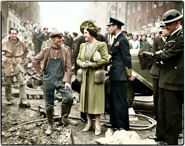 Image result for colorized WWII Pictures