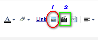 Cara Memasukkan Gambar dan Video Di Blog