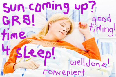 BPD Bunny: Delayed Sleep-Phase Disorder