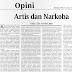 Cetak Buku Kumpulan Artikel Koran