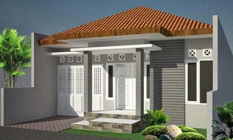 model teras rumah sederhana 2013   desain rumah minimalis