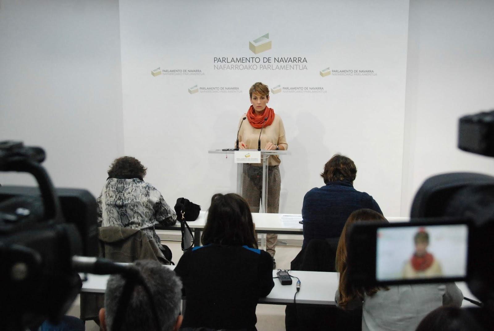 El PSN-PSOE propone que el impuesto hipotecario lo paguen las entidades en Navarra