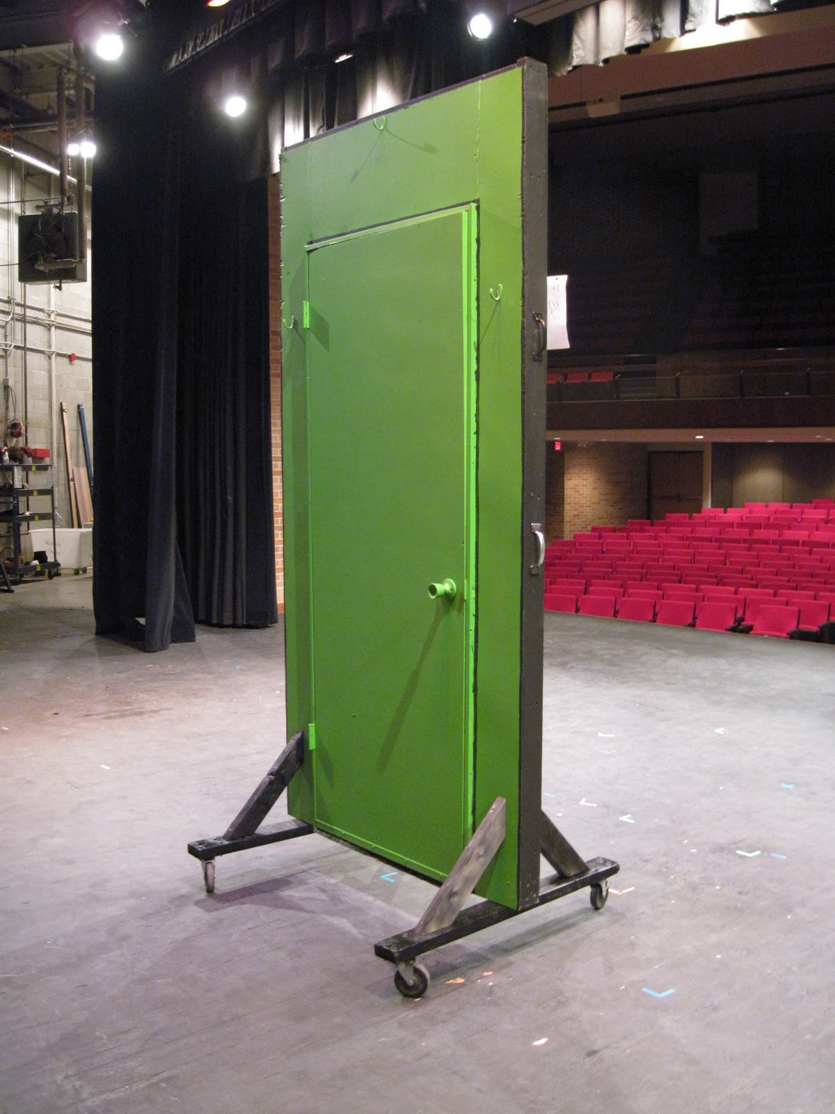 Fabrication Decors De Theatre
