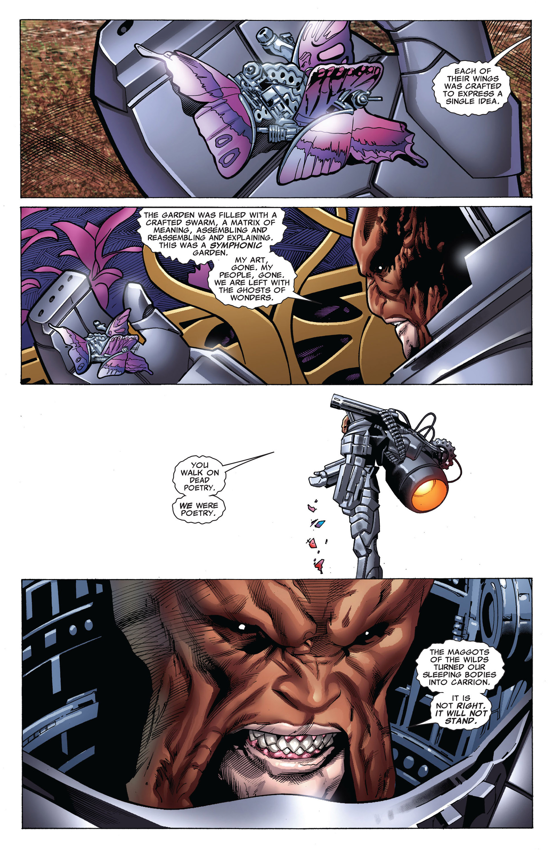 Read online Uncanny X-Men (2012) comic -  Issue #7 - 9