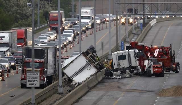 Accident Inj...I 71 Accident Ohio