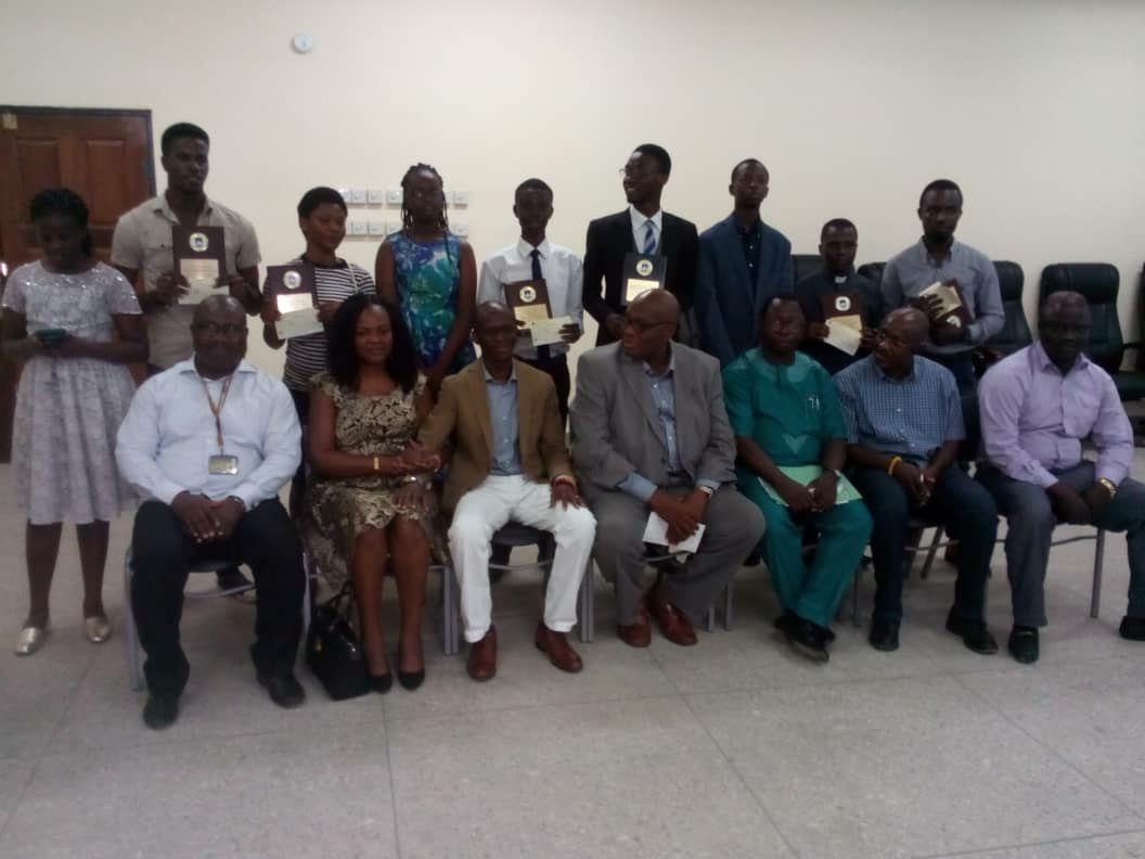 LASU Alumni USA:Canada Chapter Rewards Best Graduating Students