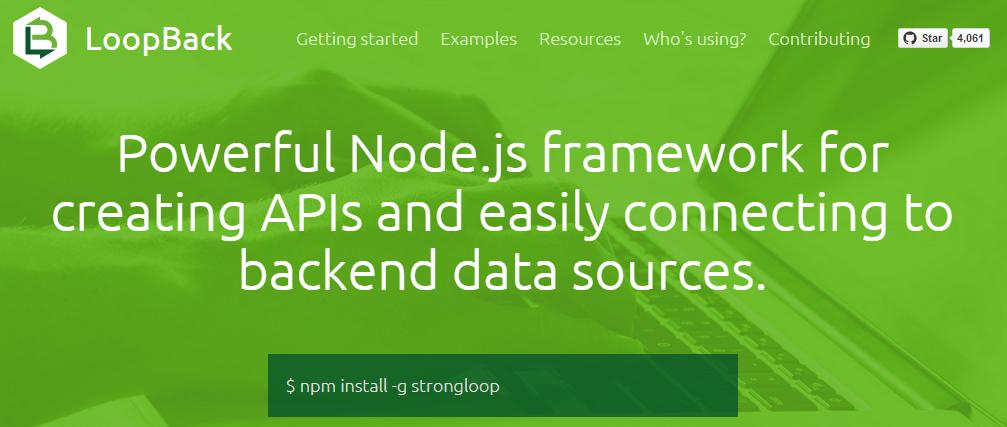 LoopBack - NodeJS API Framework - Coding Defined