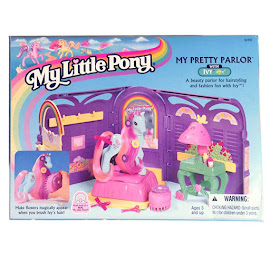 My Little Pony Ivy Pretty Parlor G2 Pony