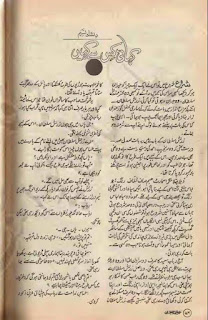 Kahani kis se kahen by Dilshad Naseem Online Reading