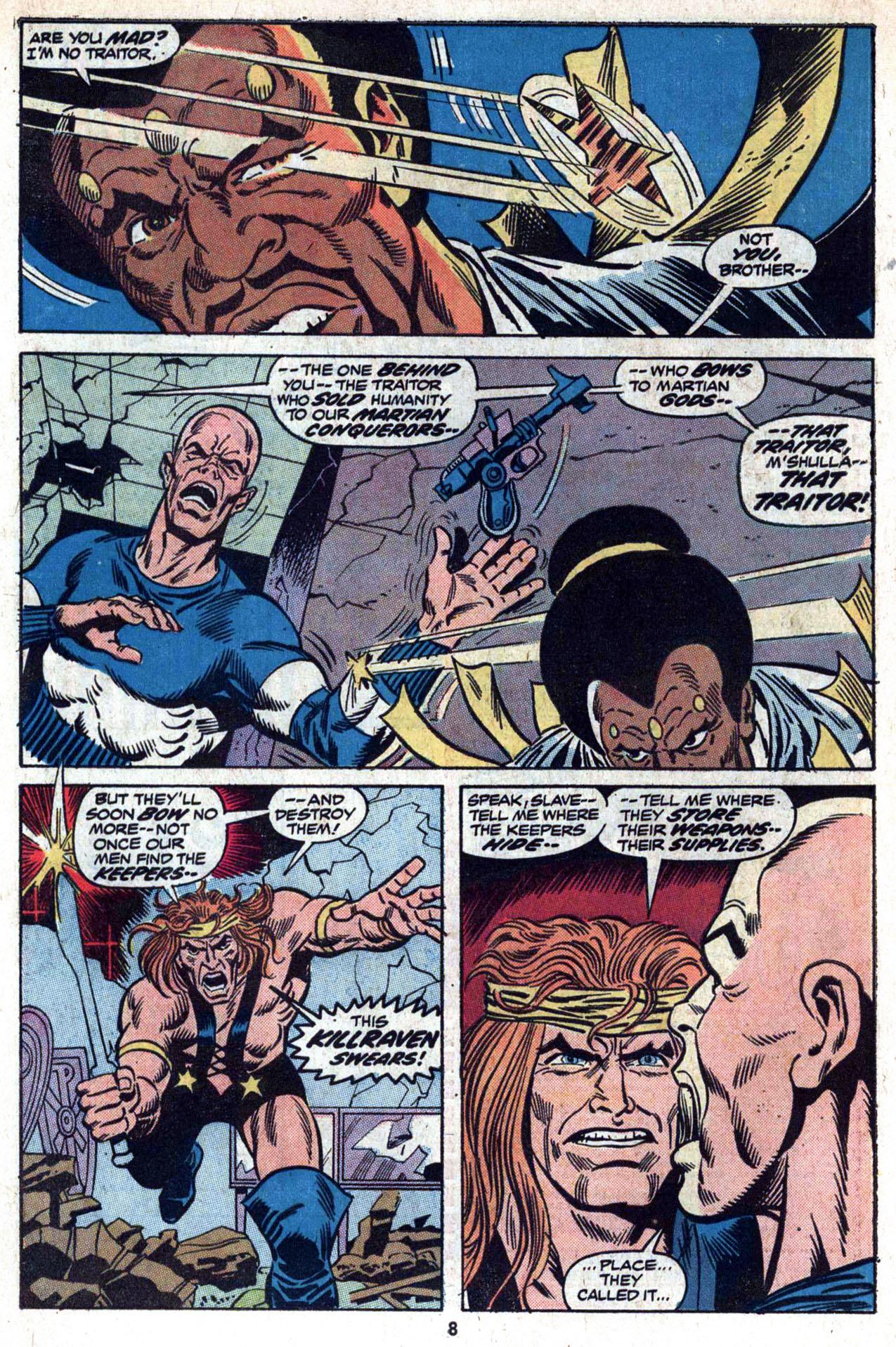 Read online Amazing Adventures (1970) comic -  Issue #20 - 10