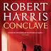 "Editorial Presença | ""Conclave"" de Robert Harris"