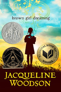 InTori Lex, Book Recommendations, Women's History Month, Brown Girl Dreaming, Jacqueline Woodson