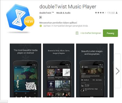 doubleTwist Music Player