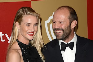 Jason Statham wants to make an offer to Rosie Huntington-Whiteley?