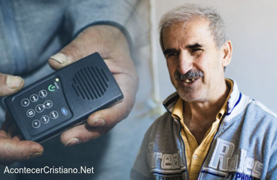 Biblia en audio para musulmanes