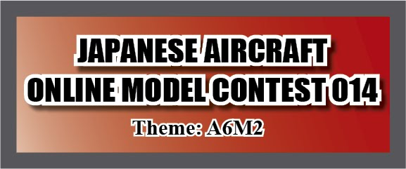 Japanese Aircraft Online Model Contest 014