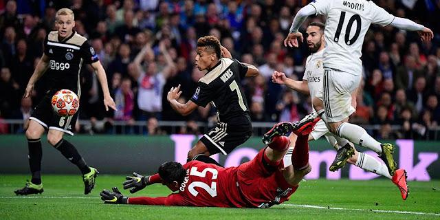 NI RASMI SASA MADRID & DORTMUND NJE UEFA, WAKUBALI VICHAPO NYUMBANI KWAO