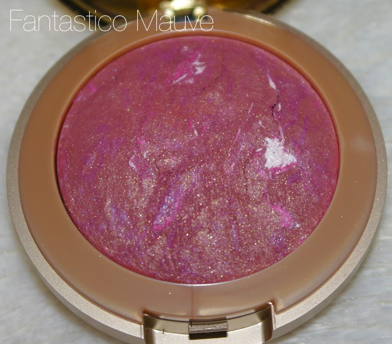 A picture of Milani Baked Blush Fantastico Mauve