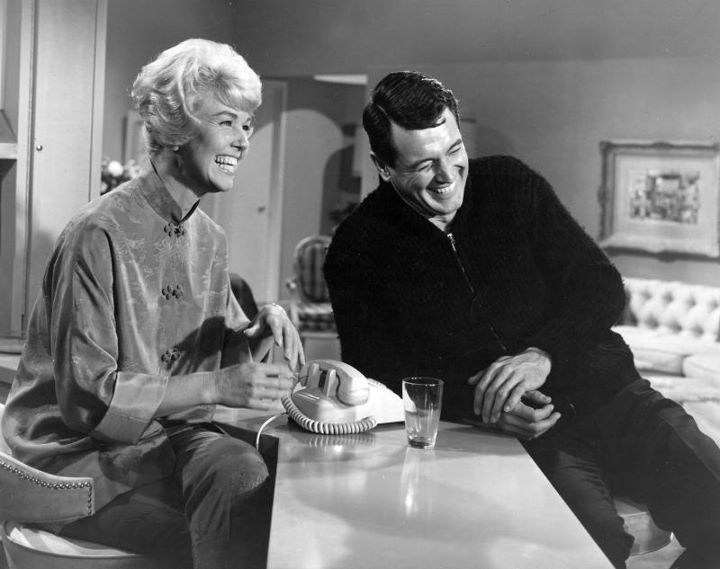 Back To Golden Days Golden Couples Rock Hudson Amp Doris Day
