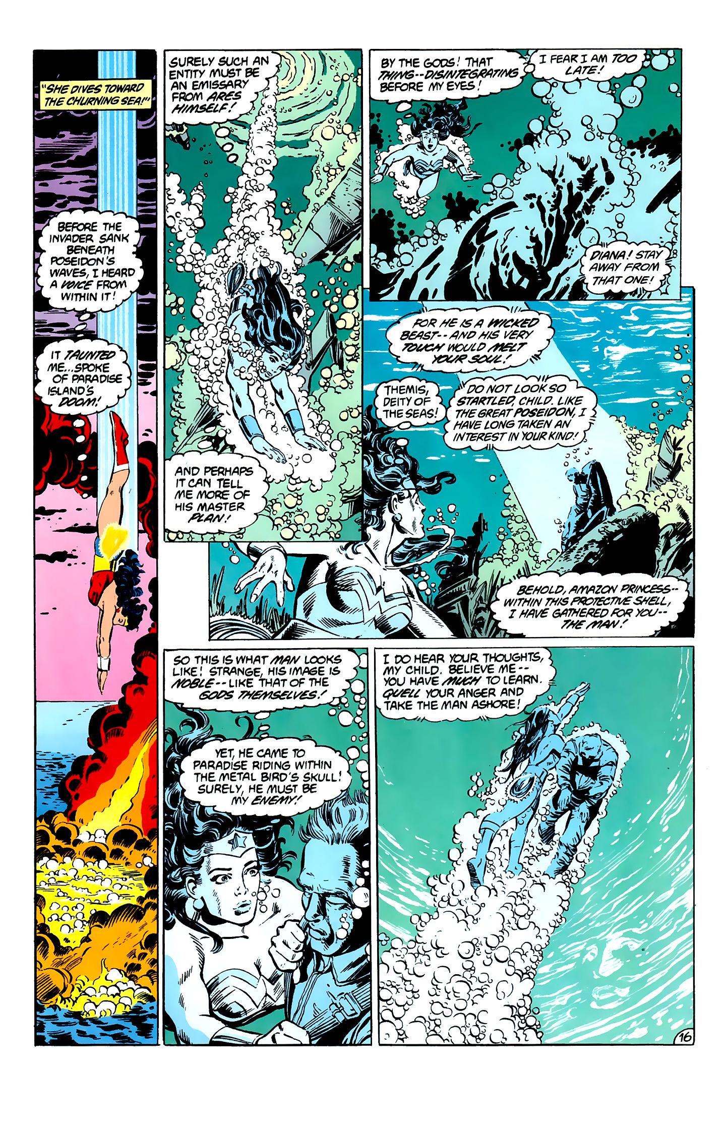 Read online Wonder Woman (1987) comic -  Issue #2 - 17