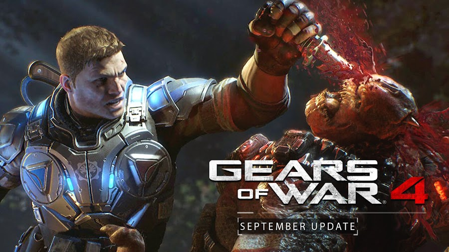 gears of war 4 update september 2017