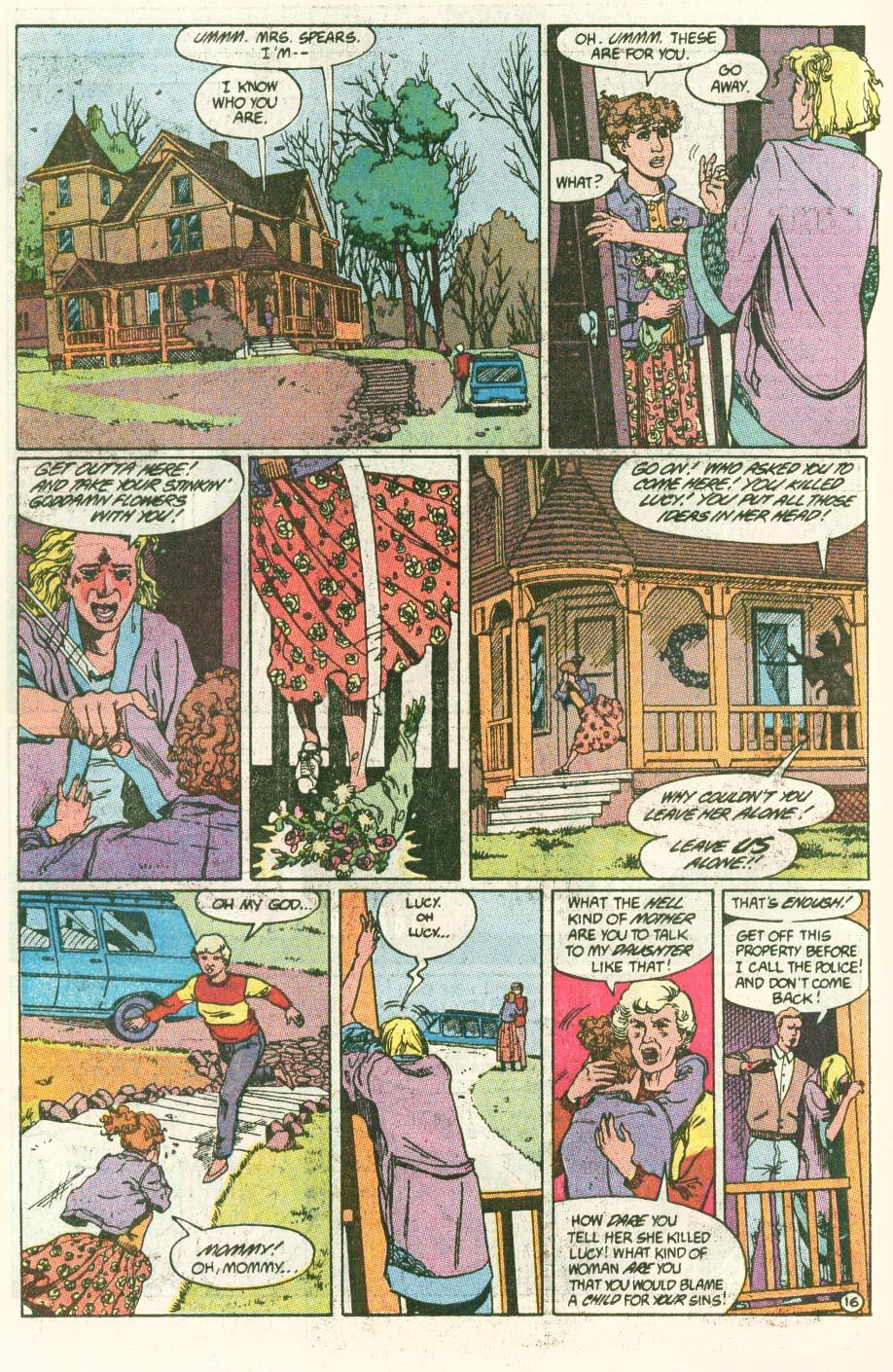 Read online Wonder Woman (1987) comic -  Issue #46 - 17