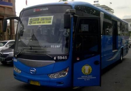Jadwal dan Tarif Bus Damri ke Bandara Soekarno Hatta Part 2