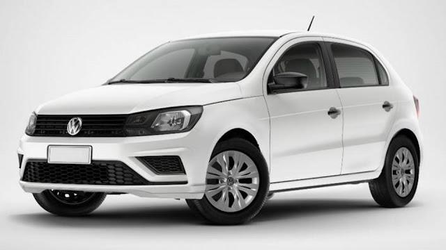 VW Gol 2020