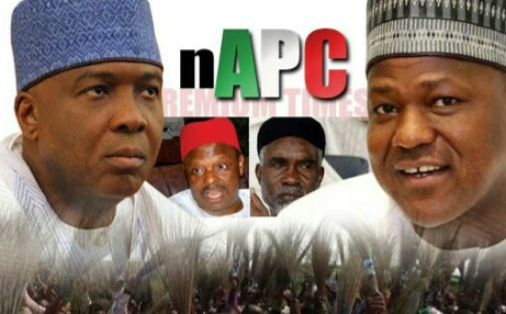 Saraki, Dogara, Kwankwaso, Others Form 'New APC' (Details)