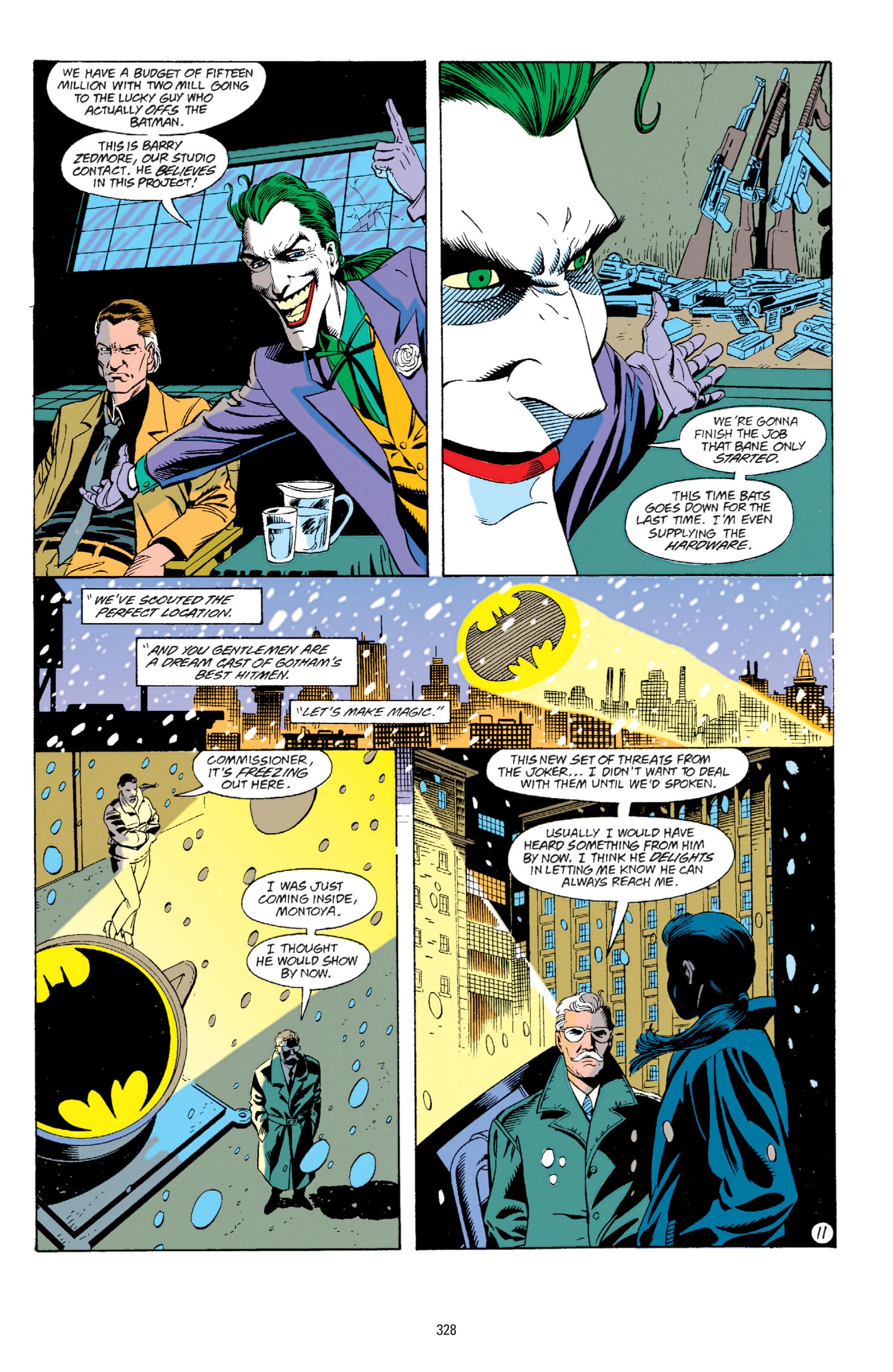 Detective Comics (1937) 672 Page 11