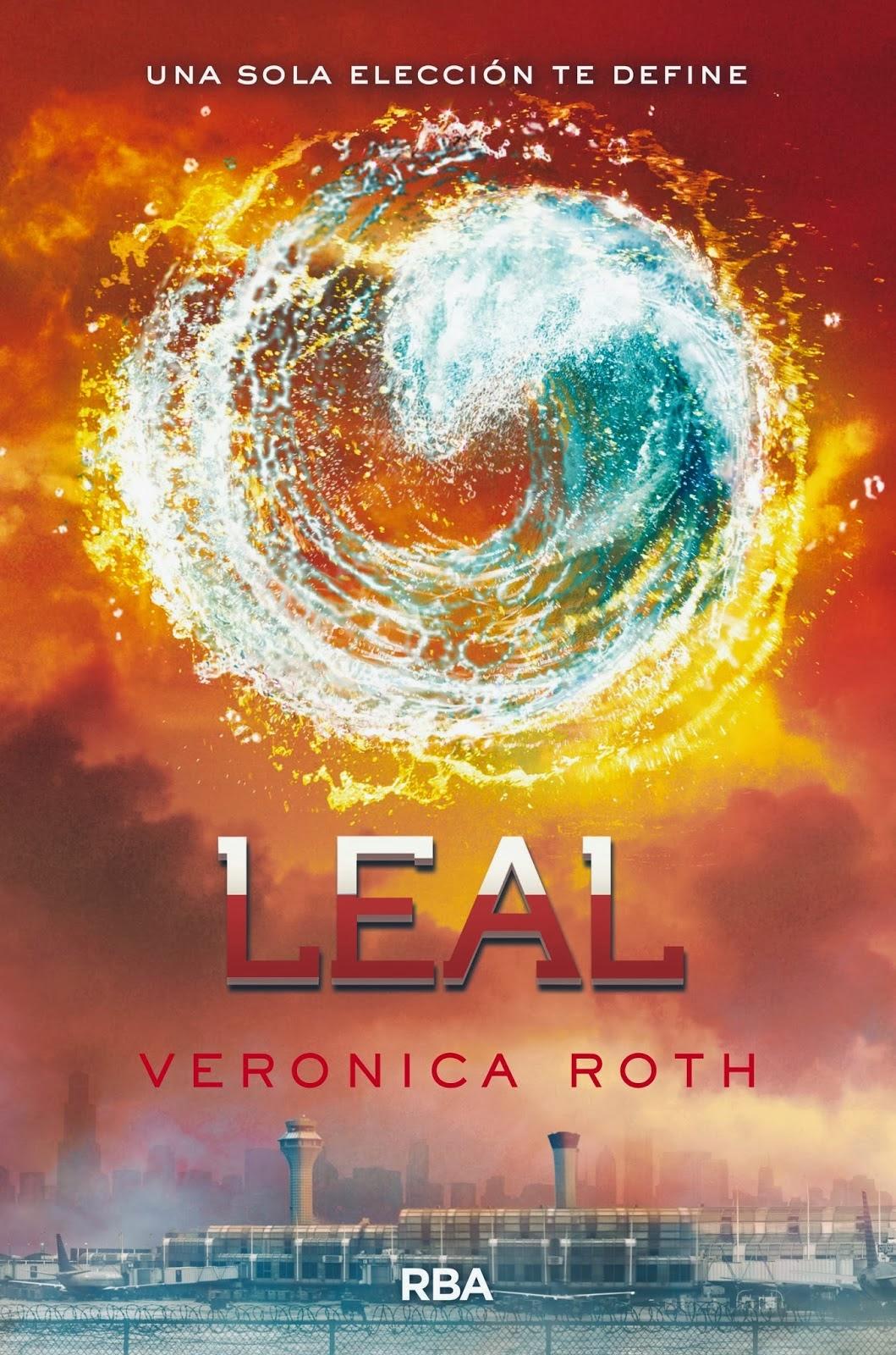 Saga Divergente III: Leal, de Veronica Roth