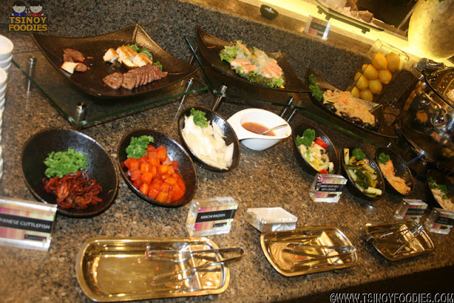 buffet 101 side dishes