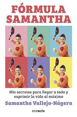 LIBRO - Fórmula Samantha : Samantha Vallejo-Nágera (Conecta - 15 Septiembre 2016) Edición papel & digital ebook kindle Comprar en Amazon España