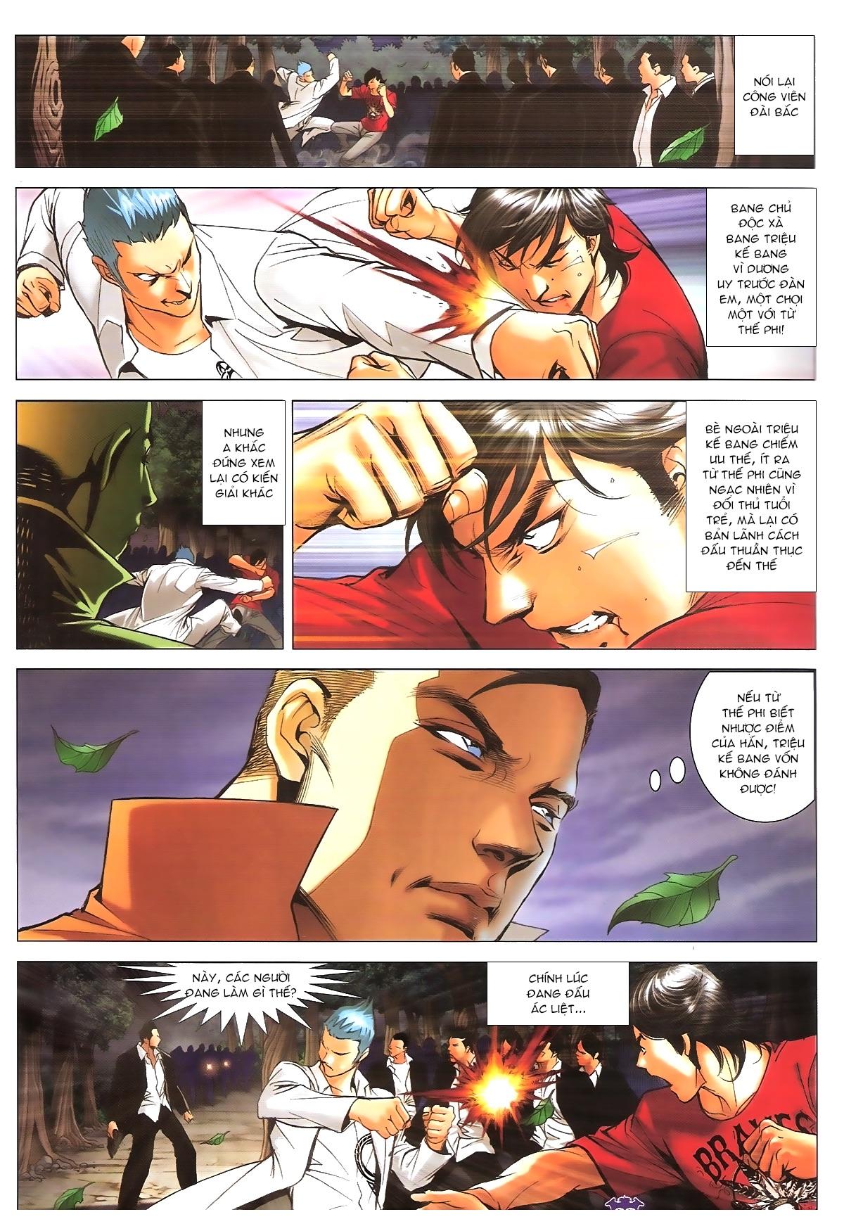 Người Trong Giang Hồ - Chapter 1608: Thần chi Nhất Chiến - Pic 24