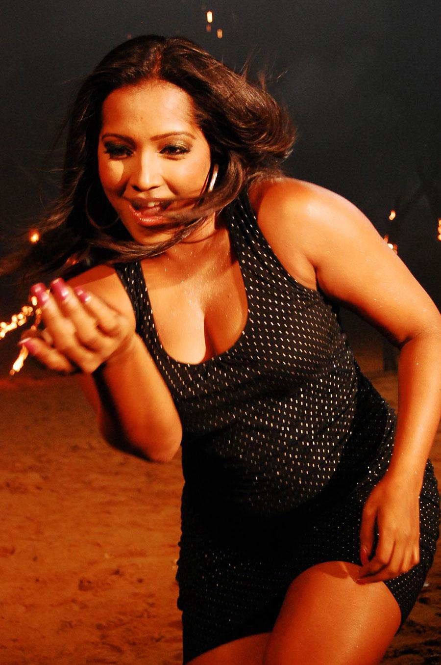 lovely hot sexy Meghana naidu naughty pose new hot pics from baja bajantrillu