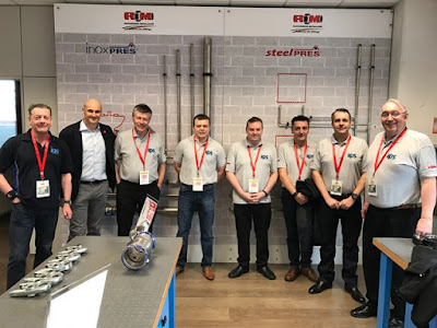 IPS Sales Team Visit RM in Italy
